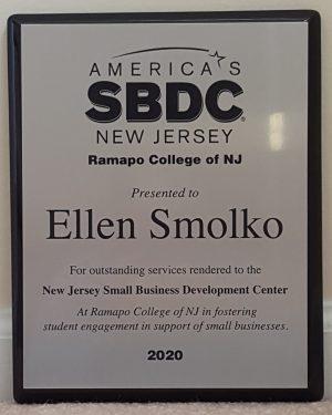 2020SBDC Partnership Award